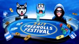 Join the Fun with 888poker's $100K+ 24/7 Freerolls Festival!