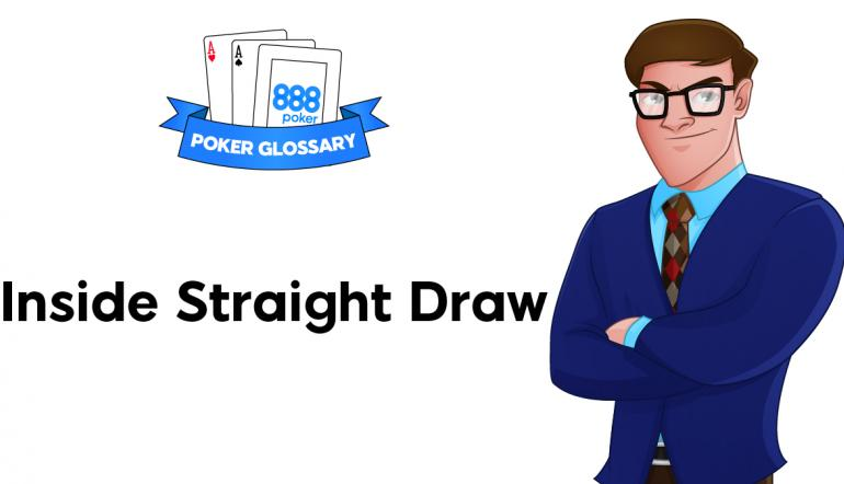 Inside Straight Draw Poker