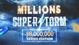 Millions Superstorm Is Back with $8 Million in Guarantees!