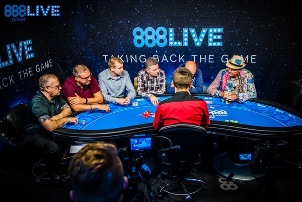 888pokerLIVE event 2