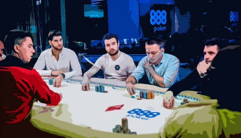 Joins Us for Good at 888poker!