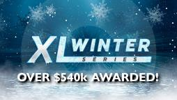 XL Winter Series Completes 9 More Tournaments with Over $540K Awarded in Total!