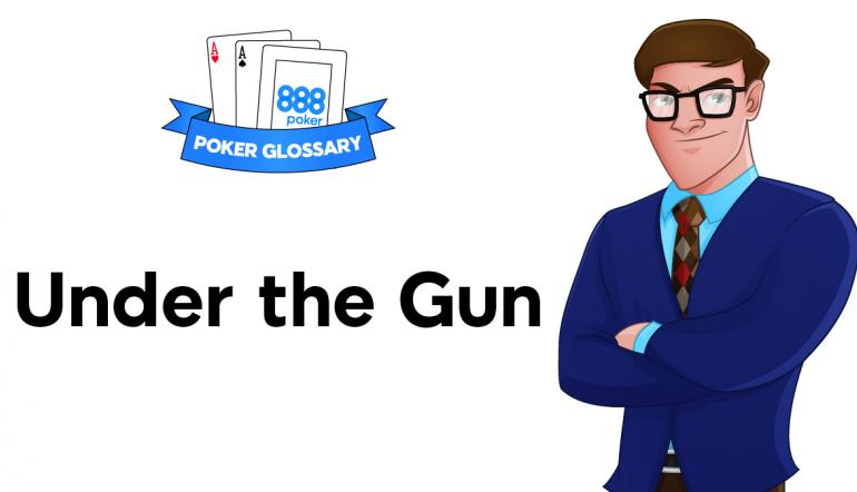 Under the Gun Poker